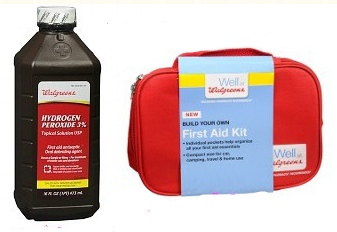 Post image for Walgreens: First Aid Kit Supplies $.98