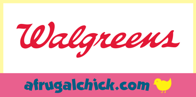 Post image for Walgreens Weekly Ad Coupon Match Ups 10/13 – 10/19