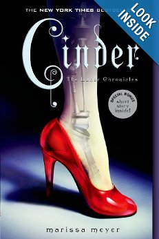 Post image for Jana's Summer Book Review: Cinder (Book 1 In The Lunar Chronicles)