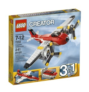 Post image for Amazon-LEGO Creator Propeller Adventures $14.39