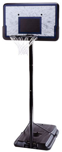 Post image for Amazon-Lifetime 1221 Pro Court Height-Adjustable Portable Basketball System $75.43