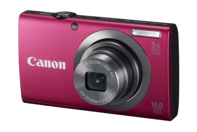 Post image for Amazon: Canon PowerShot A2300 16.0 MP Digital Camera $59.00 Shipped