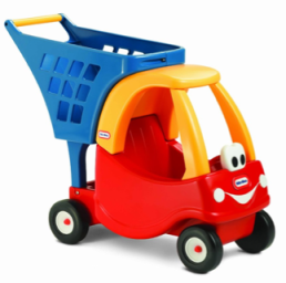 Post image for Amazon-Little Tikes Cozy Shopping Cart Red/Yellow $26.21