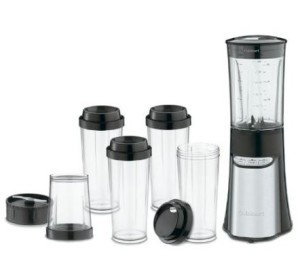 Post image for Amazon-Cuisinart CPB-300 SmartPower 15-Piece Compact Portable Blending/Chopping System