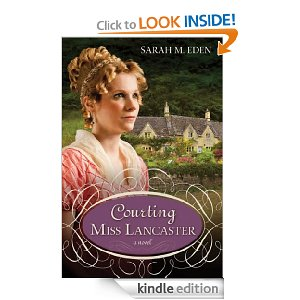 Post image for Amazon Free Book Download: Courting Miss Lancaster