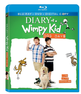 Post image for Amazon-Diary of a Wimpy Kid Dog Days [Blu-ray] $13.99