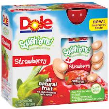 Post image for Walmart: Dole Squish 'Ems $1.68