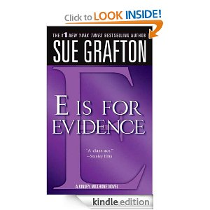 "Post image for Amazon: Sue Grafton ""Alphabet Books"" $3.99"