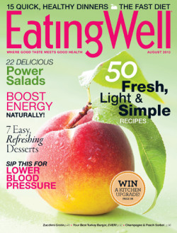 Post image for Today Only-Eating Well Magazine $7.50 per year