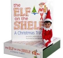 elf on the shelf pixie