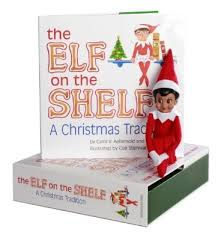 Post image for Elf on The Shelf Book (with Elf): Only $23.96!