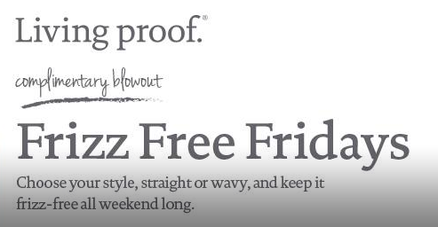Post image for Ulta Frizz Free Fridays: Free Shampoo, Conditioning, & Styling