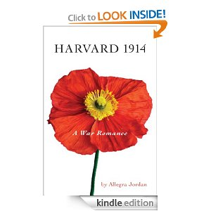 Post image for Amazon Free Book Download: Harvard 1914: A War Romance