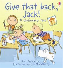 Post image for Jana's Summer Book Review: Give That Back Jack