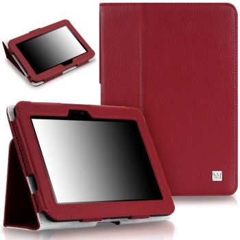 kindle fire case red