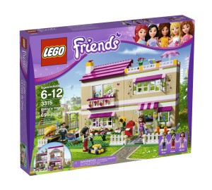 Post image for Amazon-LEGO Friends Olivia's House 3315 Only $57.09