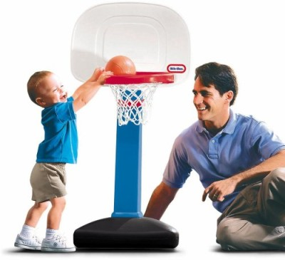 Post image for Little Tikes EasyScore Basketball Set $24.97