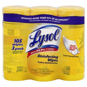 Post image for Amazon-Lysol Disinfecting Wipes Only $3.47