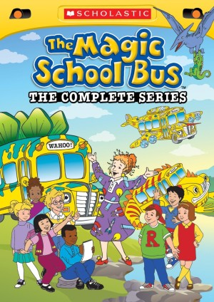 Post image for Amazon-The Magic School Bus: The Complete DVD Series(2012) $44.45