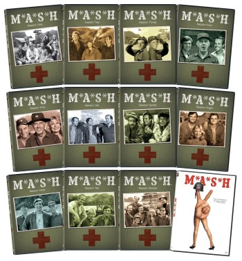 Post image for Amazon: M*A*S*H: The Complete Series + Movie $79.99 Shipped