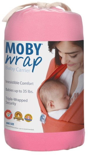 Post image for Amazon-Moby Wrap UV 50+ SPF Baby Carrier