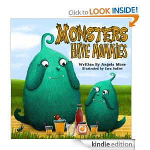 Post image for Amazon Free Book Download: Monsters Have Mommies