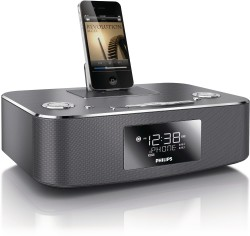 Post image for Amazon-Philips DC291/37 30-Pin iPod/iPhone/iPad Alarm Clock Speaker Dock $44.99