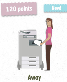 Post image for Recyclebank-Earn 120 Pts By Learning A Fresh Approach To Paper