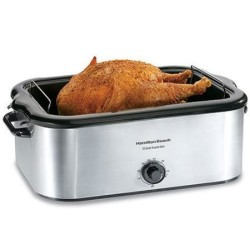 Post image for Amazon-Hamilton Beach 32229 22 qt. Roaster Oven $29.32
