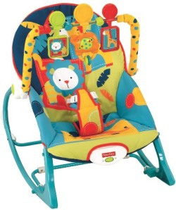 Post image for Amazon-Fisher-Price Infant-To-Toddler Rocker $29.69