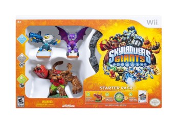 Post image for Amazon: Skylanders Giants Starter Pack for Xbox 360 $35 Shipped (Reg. $59.95!)