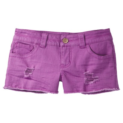 Post image for Target Daily Deal: Mossimo Denim Colored Shorts $12.00 Shipped