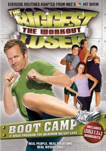 Post image for Amazon-The Biggest Loser: The Workout – Boot Camp (2008) Just $8.46