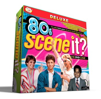 Post image for Amazon: Scene It? 80s Deluxe Edition $9.99