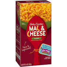 Post image for New Coupon: $0.25 off Betty Crocker Macaroni & Cheese