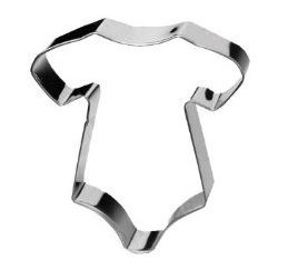 Post image for Amazon-Baby Onsie Cookie Cutter Only $1.59 Shipped!