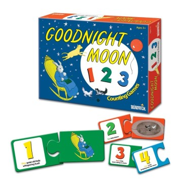 Post image for Amazon: Goodnight Moon 123 Counting Game for $7.99