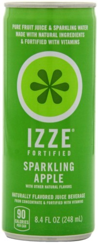 Post image for Amazon: IZZE Sparkling Drinks $.68 Each Shipped