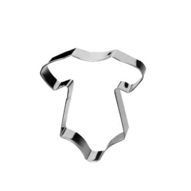 Post image for Baby Onsie Cookie Cutter $1.59 Shipped- So Cute For Baby Showers!