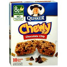 Post image for Quaker Chewy Granola Bars only $.68 at Target with iBotta, Cartwheel, and Coupons!
