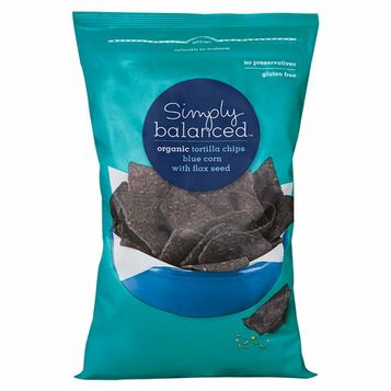 Post image for Target: Simply Balanced Tortilla Chips $1