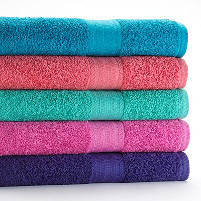 the big one towels kohls