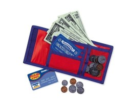 Post image for Amazon-Learning Resources Pretend & Play Cash 'N' Carry Wallet $5.99