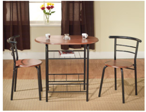 Post image for Walmart: 3 Piece Bistro Set $69.99