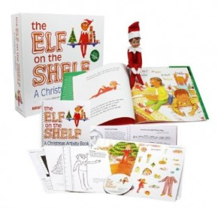 Post image for Amazon-The Elf On The Shelf (With An Official 42 page Activity Book) $27.95