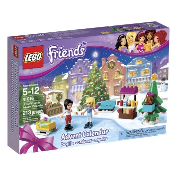 Post image for Lego and Friends Advent Calendar $29.99 Shipped