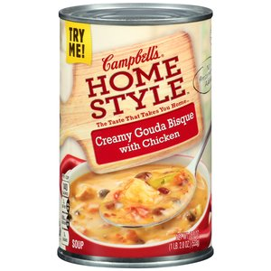 Post image for New Coupon: $0.75/2 Campbell's Homestyle Soups