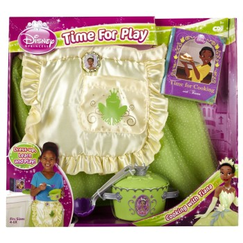 "Post image for Disney Princess Sale: ""Cook With Tiana"" Kit $14.17"