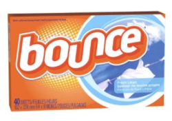 Post image for Amazon-Bounce Fresh Dryer Sheets (3) 40 ct Boxes Just $4.79