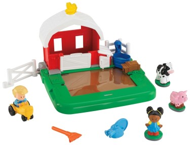 Post image for Amazon Daily Deal: 40% Off Fisher Price Toys